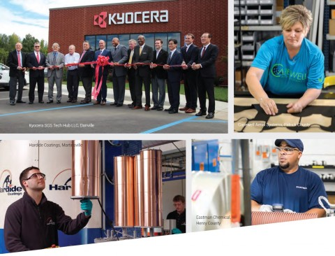 Southern Virginia Showcases Next-Level Manufacturing Talent Pipeline