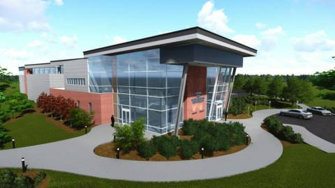 IALR breaks ground on $25.5M Center for Manufacturing Advancement